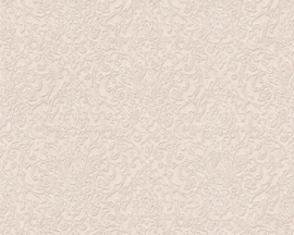 Behang glitter Beige Metallics barok 33866-2