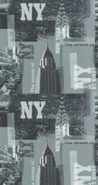 Noordwand Les Aventures 51123509 City New York behang