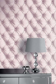 chesterfield 3d behang roze xx54