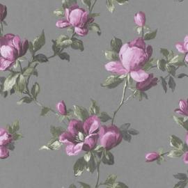 Rasch Emilia  behang bloemen 502169