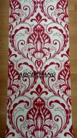 barok glitter vinyl behang  x207