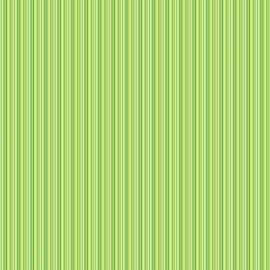 Esta for Kids Hearts & Heroes Lime 184906 Gordijnstof Stripes Lime
