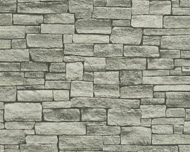 A.S. Creation stenen behang 95871-2 / 958712