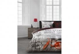 Dreamhouse Bedding DBO Amsterdam Grey - Grijs