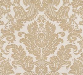 Exclusief barok damask behang Vintage 3957