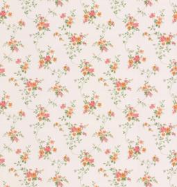 Dollhouse behang bloemen fd22104