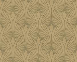 vliesbehang barok goud 37427-2