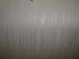 grijs zilver uni effe streepjesnerf behang 79