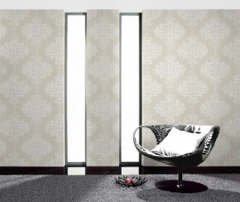 785470 Vanity Fair rasch tapete  luxe ornamenten barok wit