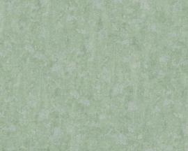 Groen  vlies behang exclusief 34373-5