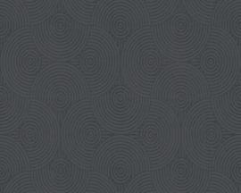 retro behang glitter 35715-4