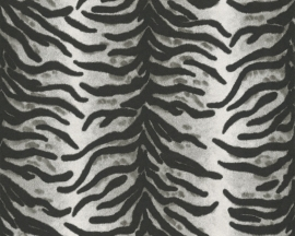 6632-21 Decora natur 5 behang tijger print