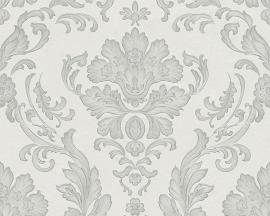 barok behang grijs 30190-4 301904
