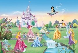 fotowand Princess Castle 8-414