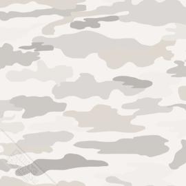 jongens behang  camouflage Legerprint 27150