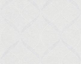 wit overschilderbaar behang barok 95682-1
