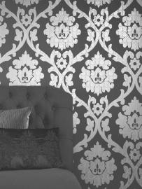 brocante barok vlies behang 45944