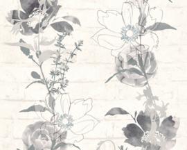 AS Creation Urban Flowers behang 32800-3