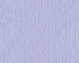 Blauw effe uni behang 95958-2