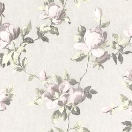 Rasch emilia bloemen behang 502114