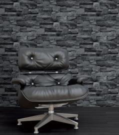 steen natuursteen stenen vinyl 3d behang  x23