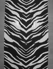 zebraprint zwart wit vlies barbara becker behang 09