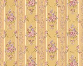 AS Creation Château 4 bloemetjes behang 95504-5