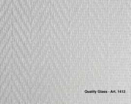 Intervos Wall-Structure 1412 Glasvlies visgraat fijn 50x1M