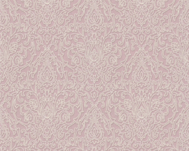 Behang Metallics Rood glitter 33866-3