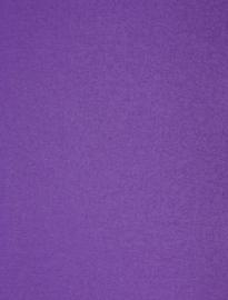 uni effen vlies paars behang