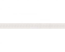 behangrand smal versace griekse sleutel meander wit 89591-2
