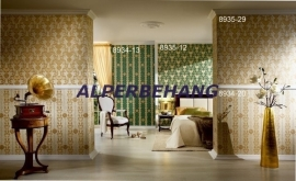 hermitage behang creme 22091892