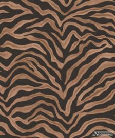 Noordwand Natural FX behang Zebra G67490