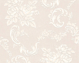 bloemen glitter behang 33867-2