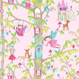 Arthouse Imagine Fun Woodland Fairies behang 667000