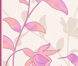 Rasch Flower Poetry behang 451214