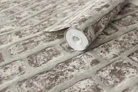 stenen behang 68621 net gemetseld