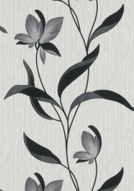 glitter bloemen behang Erismann 9730-15