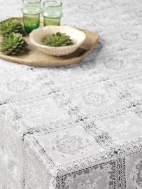 kant tafelzeil tafelkleed wit 490-004
