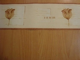 behangrand rozen bruin 57