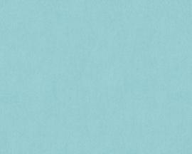 Blauw behang 3531-46