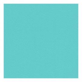 Blauw vlies behang spachtelprint fijn structuur 740387