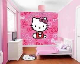Walltastic 3D Hello Kitty