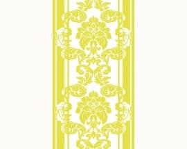 94225-2 groen barok zelfklevend behang