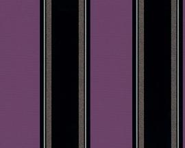AS Création strepen glitter behang 9570-45 95704-5