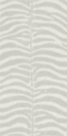 Zebraprint behang grijs wit xxx9