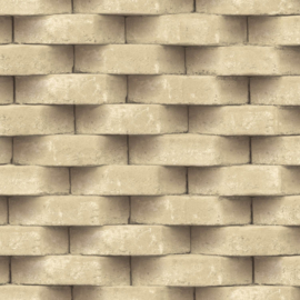 Dutch Wallcoverings Horizons behang Steen L57107