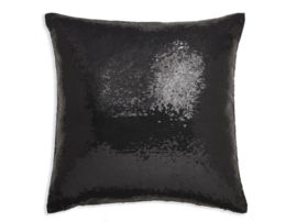 Arthouse Glitterati kussen Black Sequin 008333