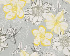 AS Creation Urban Flowers behang 32798-2