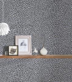 panter luipaard behang vlies 36503-3